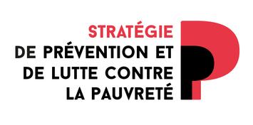 Logo Stratégie nationale de prévention et de lutte contre la pauvreté  Lien vers: https://solidarites-sante.gouv.fr/affaires-sociales/lutte-contre-l-exclusion/lutte-pauvrete-gouv-fr/